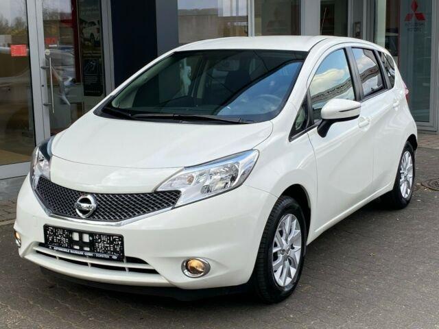 Nissan Note Acenta 1.2 KLIMA*LM-FELGEN*TEMPOMAT*, Jahr 2014, Benzin
