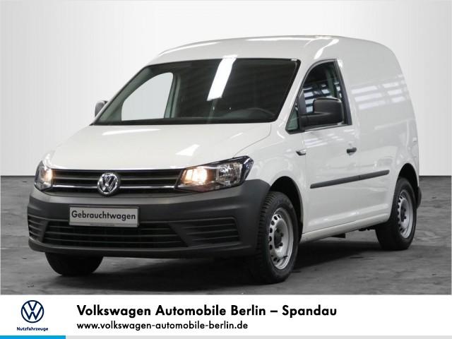 Volkswagen Caddy 1.2 TSI Kasten EcoProfi Klima ZV, Jahr 2015, Benzin