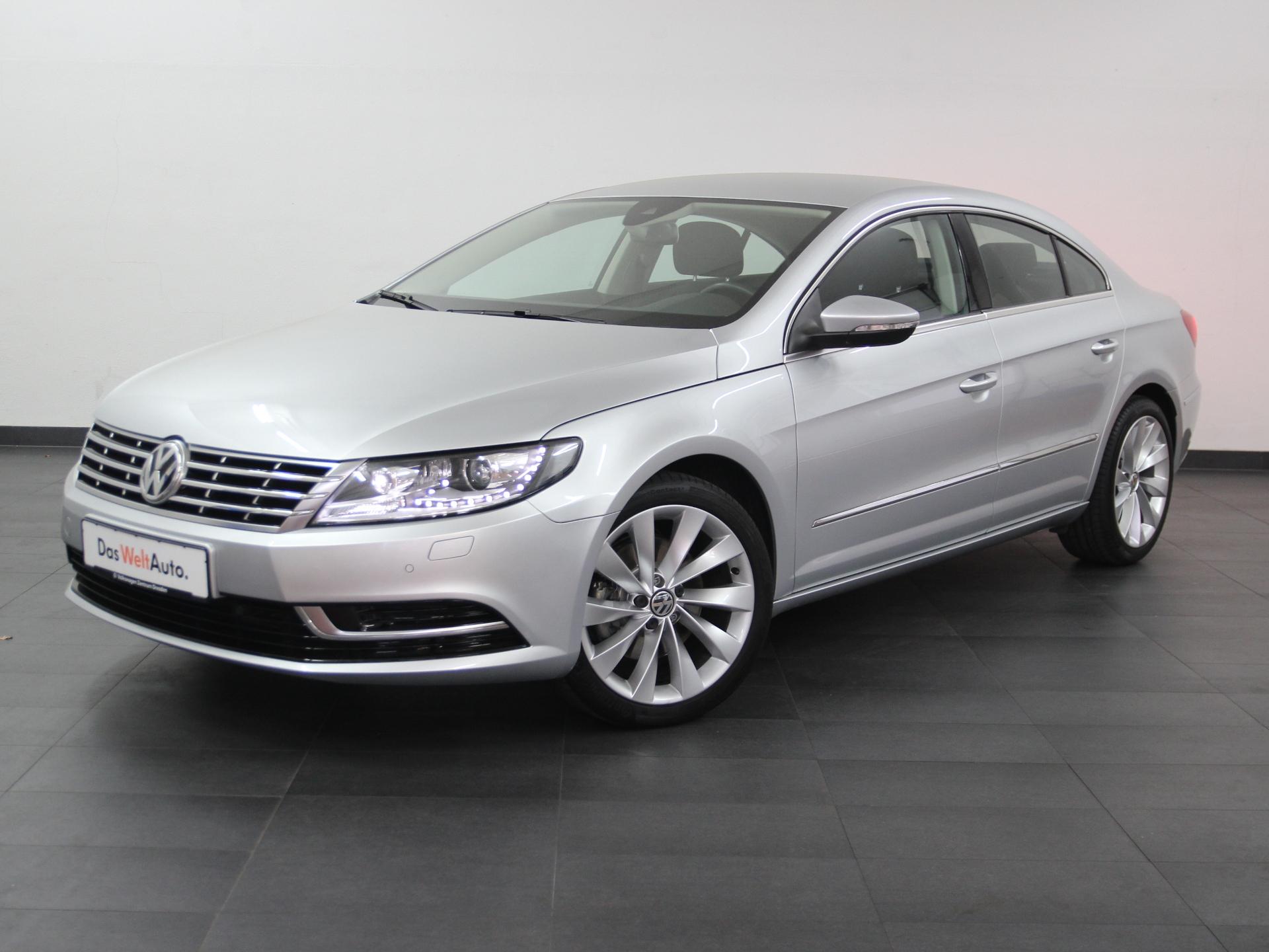 Volkswagen CC TSI DSG XENON SHZ PDC CLIMATR ab 2,99%, Jahr 2015, Benzin