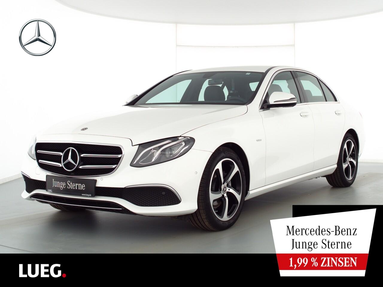 Mercedes-Benz E 200 d Avantgarde+Navi+LED-HP+SPORTSTYLE+Kamera, Jahr 2020, Diesel