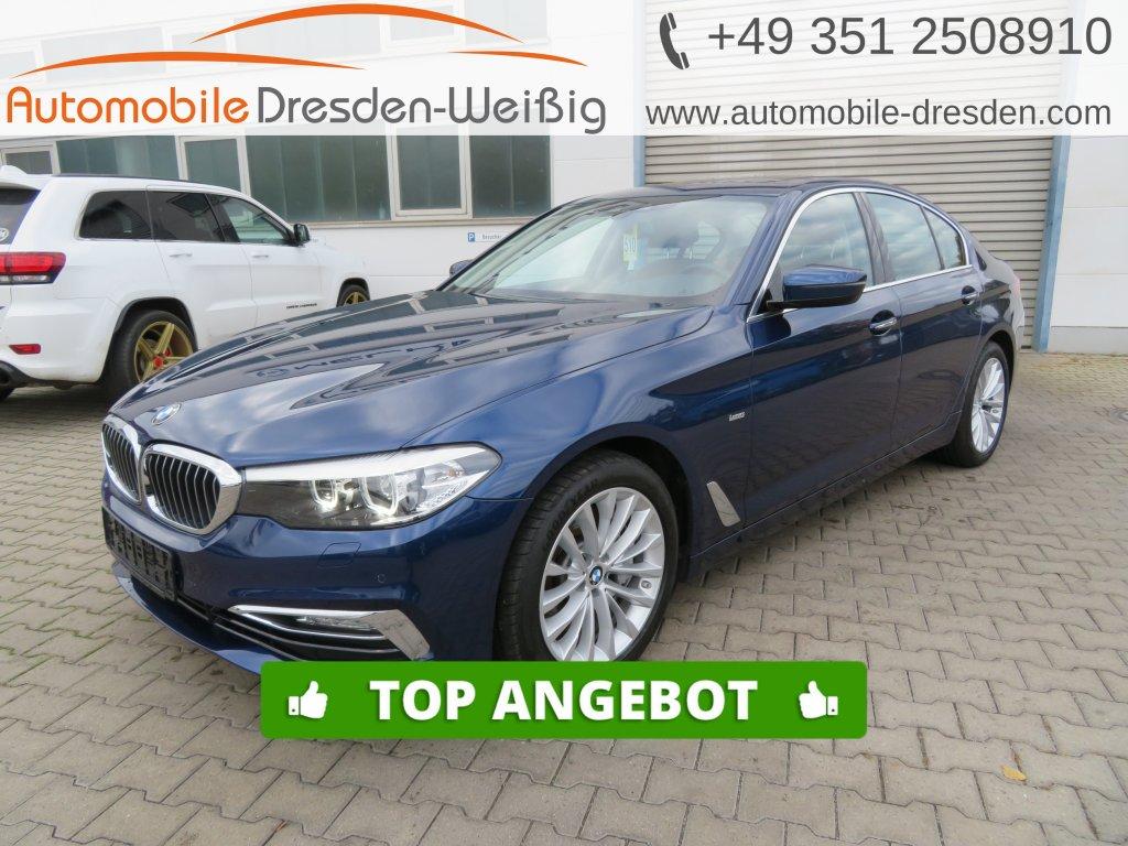 BMW 540 i Luxury Line*Harman/Kardon*Navi*Glasdach*, Jahr 2017, Benzin