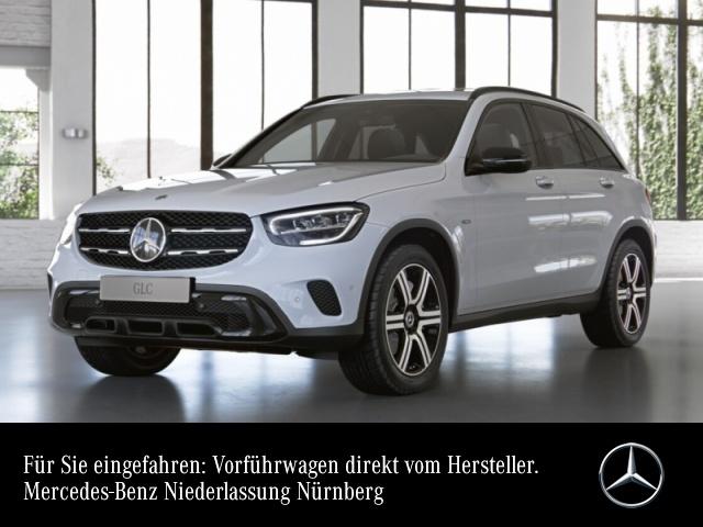 Mercedes-Benz GLC 300 de 4M Night+AHK+LED+Kamera+Keyless+9G, Jahr 2021, Hybrid_Diesel