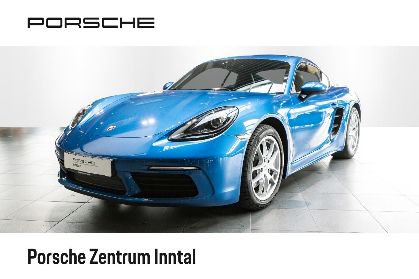 Porsche Cayman (718) |Sportsitze Plus|ParkAssistent|, Jahr 2018, Benzin
