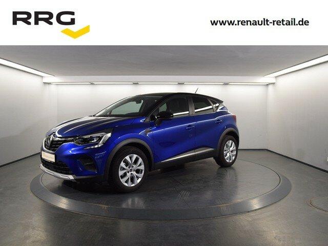 Renault CAPTUR II EXPERIENCE TCe 100 DELUXE-PAKET SITZHE, Jahr 2020, Benzin
