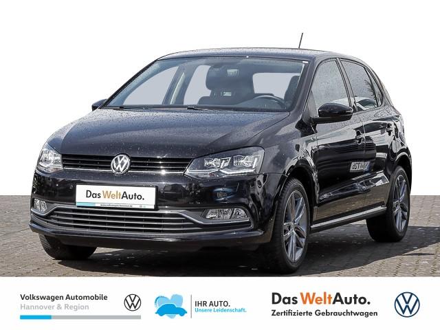 Volkswagen Polo 1.2 TSI Lounge LED PDC Klima, Jahr 2015, Benzin