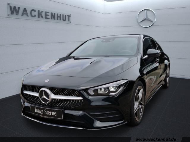 Mercedes-Benz CLA 250 Shooting Brake AMG Premium-Navi Ambiente, Jahr 2020, Benzin