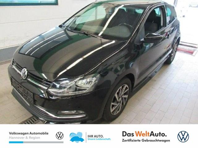 Volkswagen Polo 1.2 TSI DSG Sound Navi SHZ PDC LM, Jahr 2017, Benzin