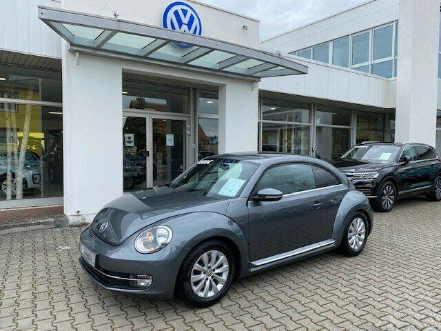 Volkswagen Beetle 1.4 TSI Design CLIMATRONIC GRA, Jahr 2014, Benzin