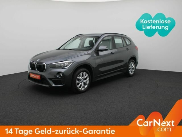 BMW X1 sDrive18i Advantage Navi, Jahr 2019, Benzin