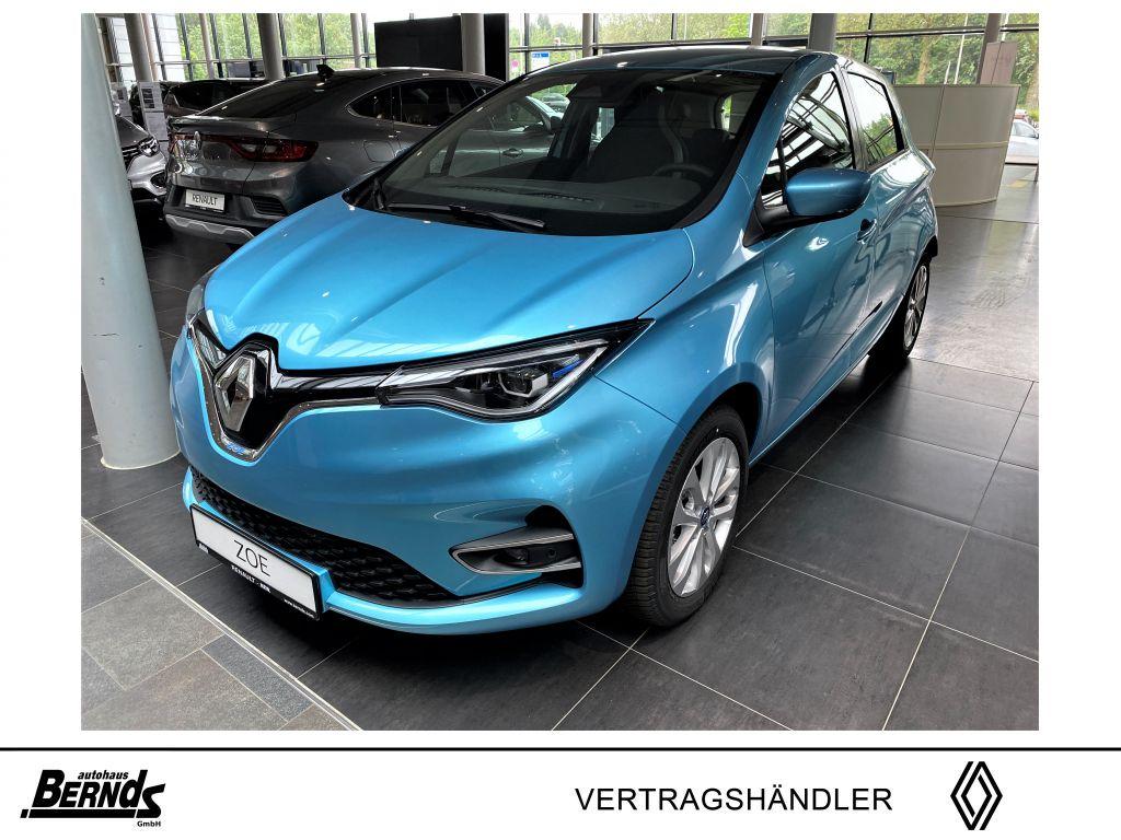 Renault ZOE (incl. BATTERIEKAUF) Z.E. 50 EXPERIENCE NAVI, Jahr 2021, Elektro