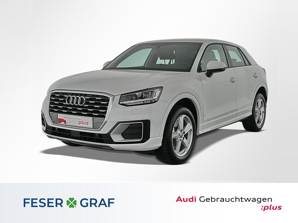 Audi Q2 sport 1.0 TFSI AHK,Navigation,LED,PDC, Jahr 2018, Benzin