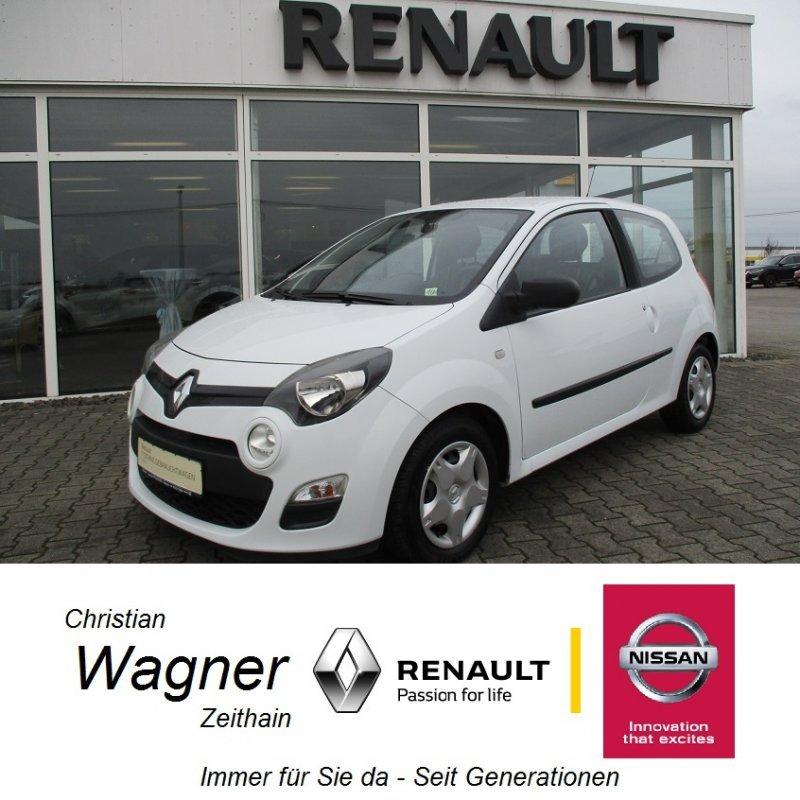 Renault Twingo Expression 1.2i 3-Türer Klima Bluetooth El. FH, Jahr 2012, Benzin