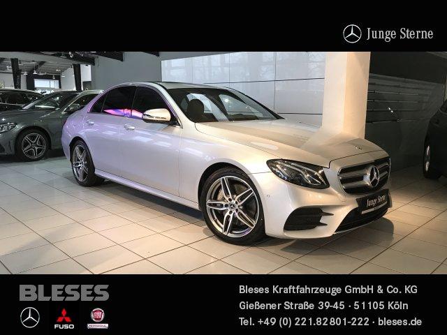 Mercedes-Benz E 300 AMG Line +Schiebedach+ParkP+Navi+Totw.+, Jahr 2020, Benzin