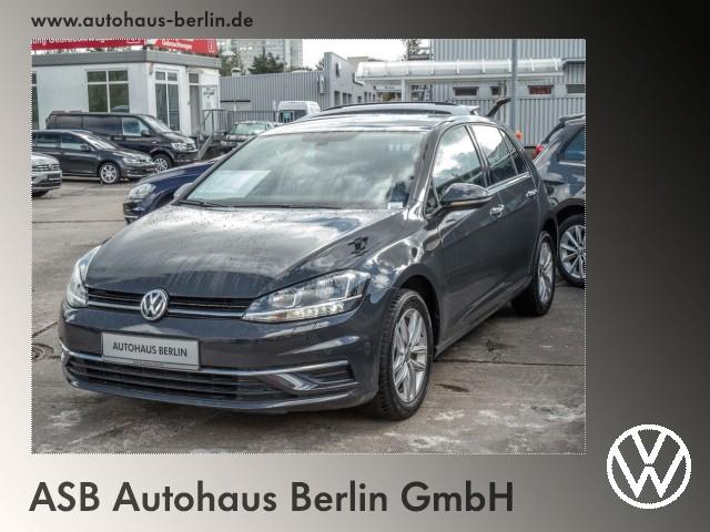 Volkswagen Golf 1,0l TSI Comfortline Climatronic ACC PDC SHZ, Jahr 2017, Benzin