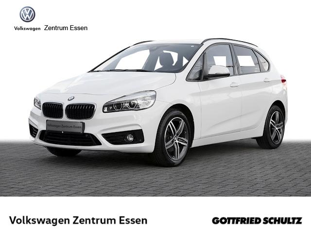 BMW 218 Active Tourer d Autom. LED Navi PDC SHZ, Jahr 2016, Diesel