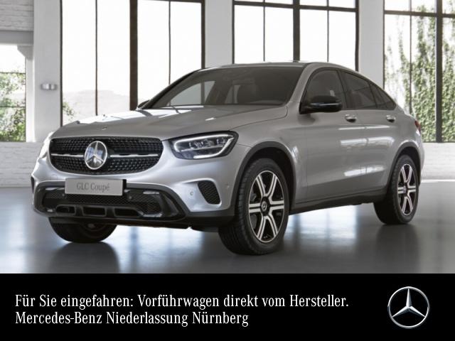 Mercedes-Benz GLC 200 4M Coupé Night+LED+Kamera+Keyless+9G, Jahr 2021, Benzin
