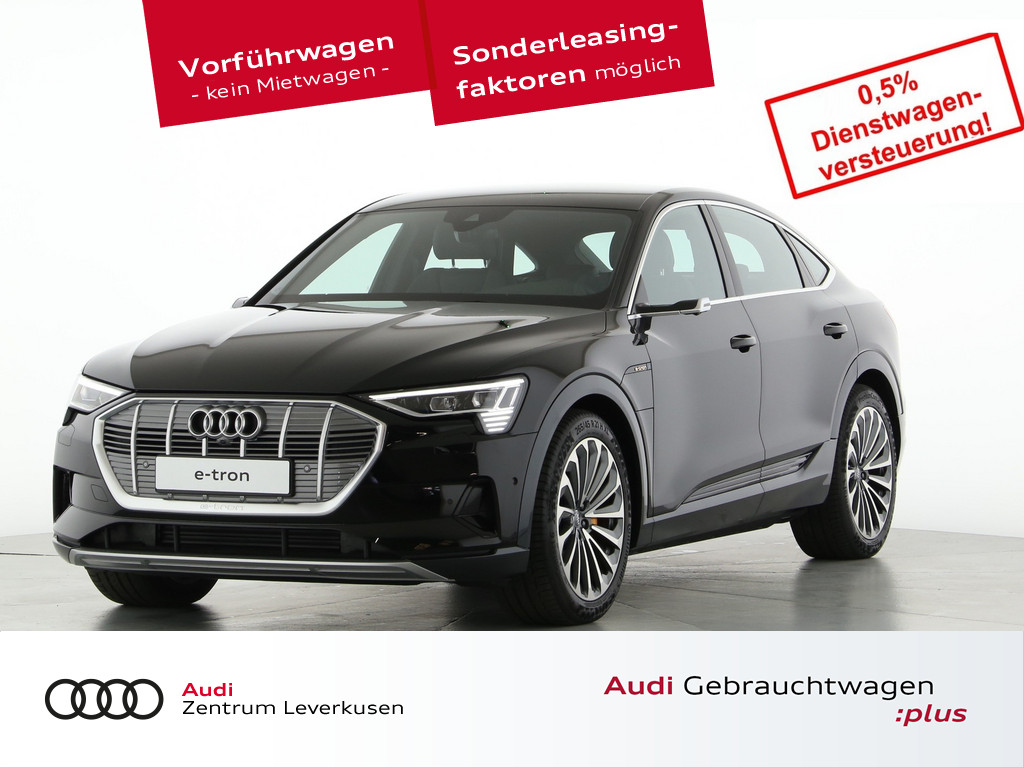 Audi e-tron Sportback 50, Jahr 2020, Elektro
