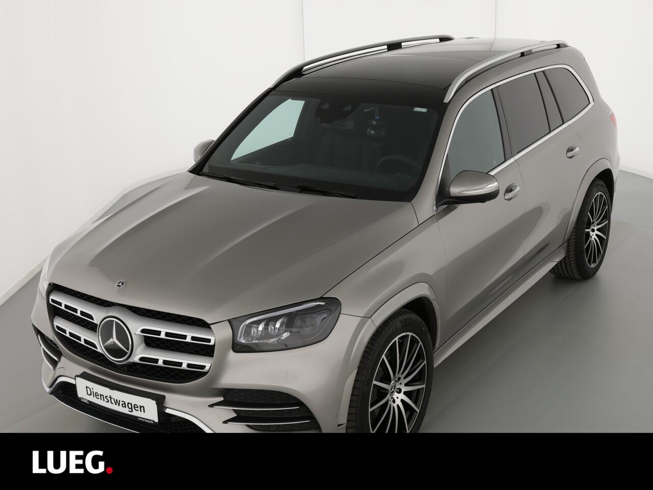 Mercedes-Benz GLS 400 d 4M AMG+22''+STANDHZG+MULTIKONTUR+PANO, Jahr 2021, Diesel