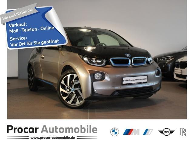 BMW i3 mit Range Extender Navi LED Schiebedach, Jahr 2014, Elektro