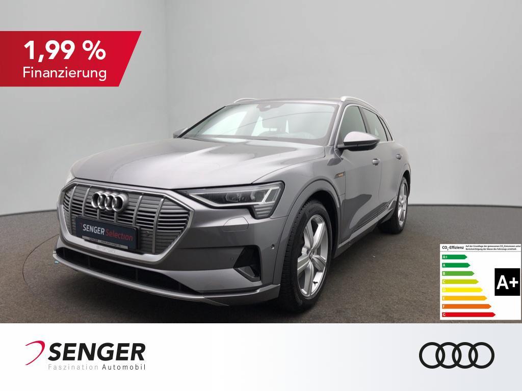 Audi e-tron 55 Advances quattro Automatik 360° Kamera, Jahr 2020, Elektro