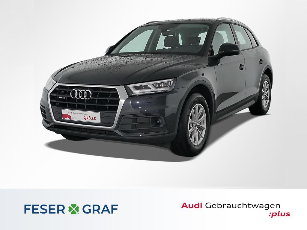 Audi Q5 40TDI q. Leder/Air/Luft/ACC/Standh./17 Zoll, Jahr 2020, Diesel