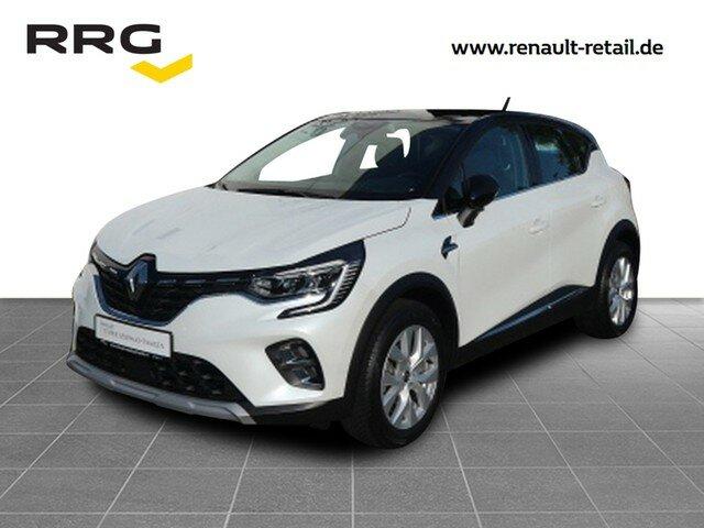 Renault CAPTUR II INTENS TCe 155 EDC Glas-Schiebedach, Jahr 2020, Benzin