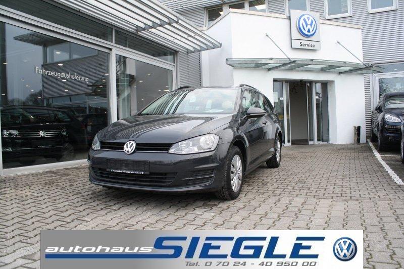 Volkswagen Golf 7 Variant 1.6 TDI*BMT*Navi*Business Aktionspreis !!, Jahr 2014, Diesel