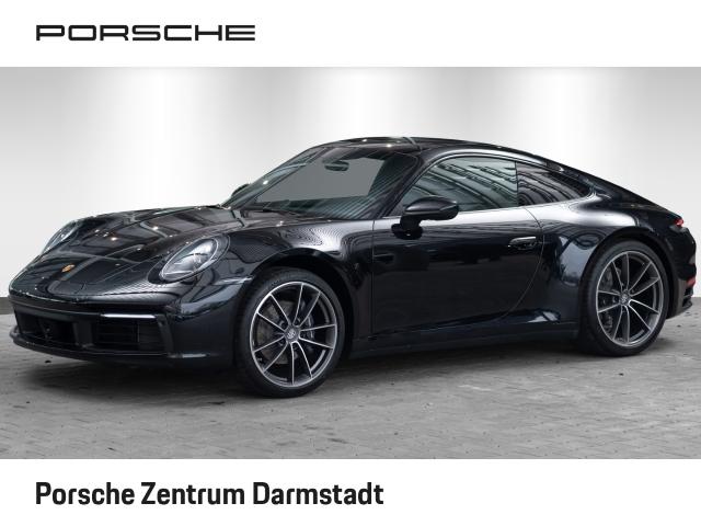 Porsche 992 911 Carrera 4 3.0 EU6d-T Leder LED Navi AD Dyn. Kurvenlicht e-Sitze ACC Rückfahrkam., Jahr 2020, Benzin