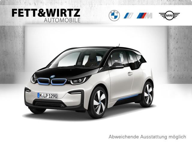 BMW i3 94Ah REX NaviProf Kamera Schnell-Laden, Jahr 2018, Elektro