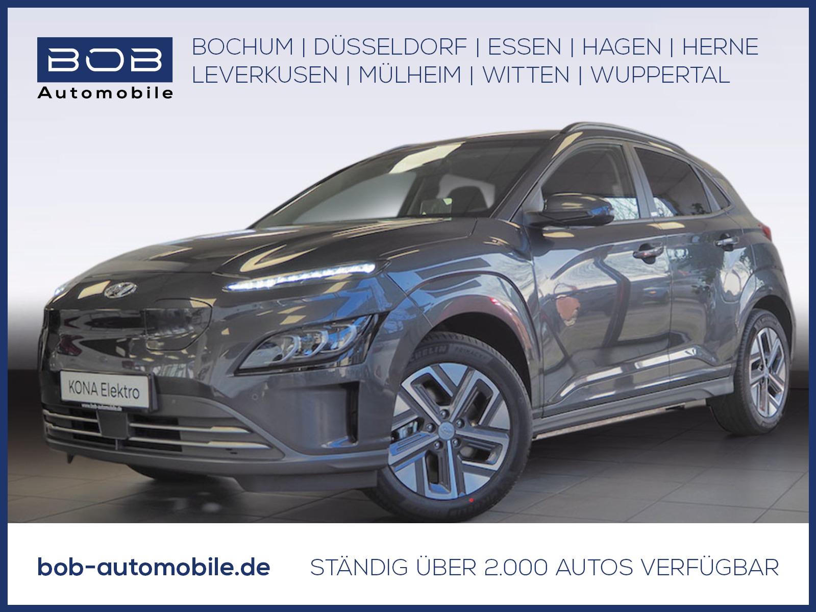 Hyundai Kona Facelift Elektro Trend Navi-P Assistenz-P, Jahr 2021, Elektro