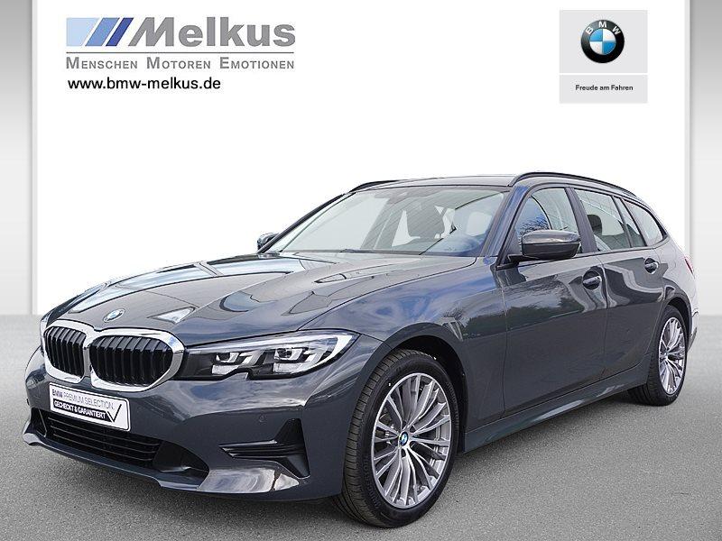 BMW 320d Touring Advantage Tempomat Klimaaut. Shz, Jahr 2020, Diesel