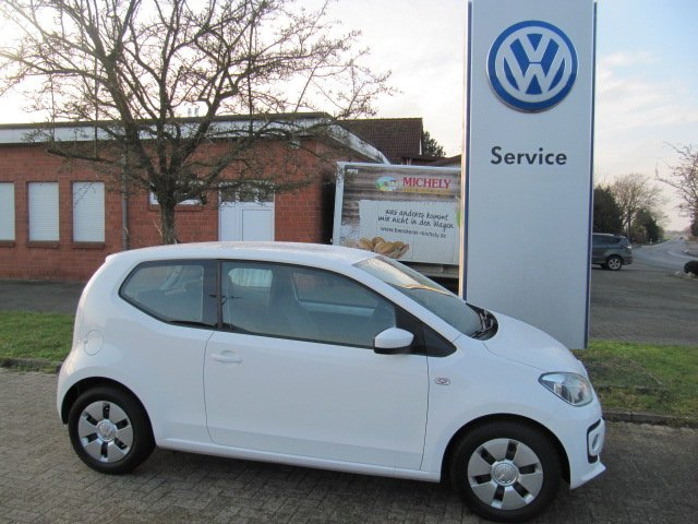 Volkswagen up!, Jahr 2012, petrol