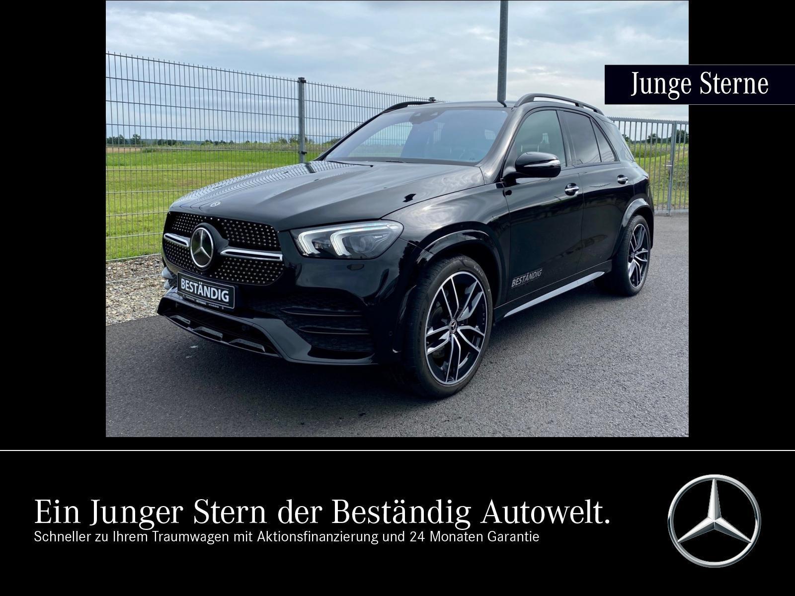 Mercedes-Benz GLE 400 d 4M +AMG+FAHRASS.+PANO+360+AHK+BRABUS+, Jahr 2019, Diesel