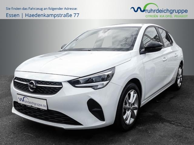 Opel Corsa F Edition 1.2 *LED+Navi+Klima+PDC+Kamera*, Jahr 2019, Benzin