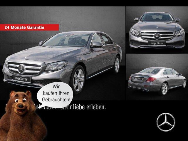 Mercedes-Benz E 400 4M Limousine AVANTGARDE Exterieur/LED SHZ, Jahr 2016, Benzin