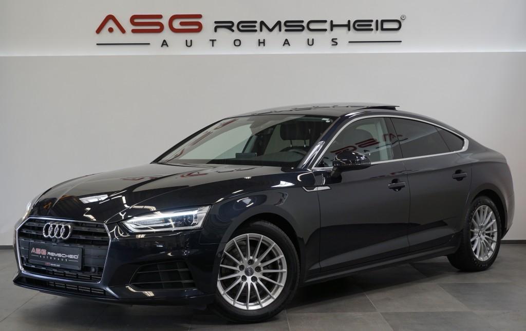 Audi A5 2.0 TFSI Sportback S-Tr. *Leder*Pano*Top View, Jahr 2017, Benzin
