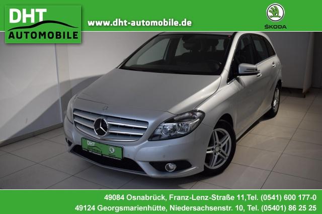 Mercedes-Benz B180BlueEfficiency Euro 6*NAVI*Sitz-H*PDC-vorne u, Jahr 2013, Benzin