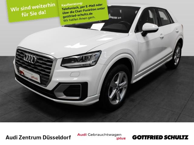 Audi Q2 ultra TFSI S-tronic Sport, Jahr 2017, Benzin