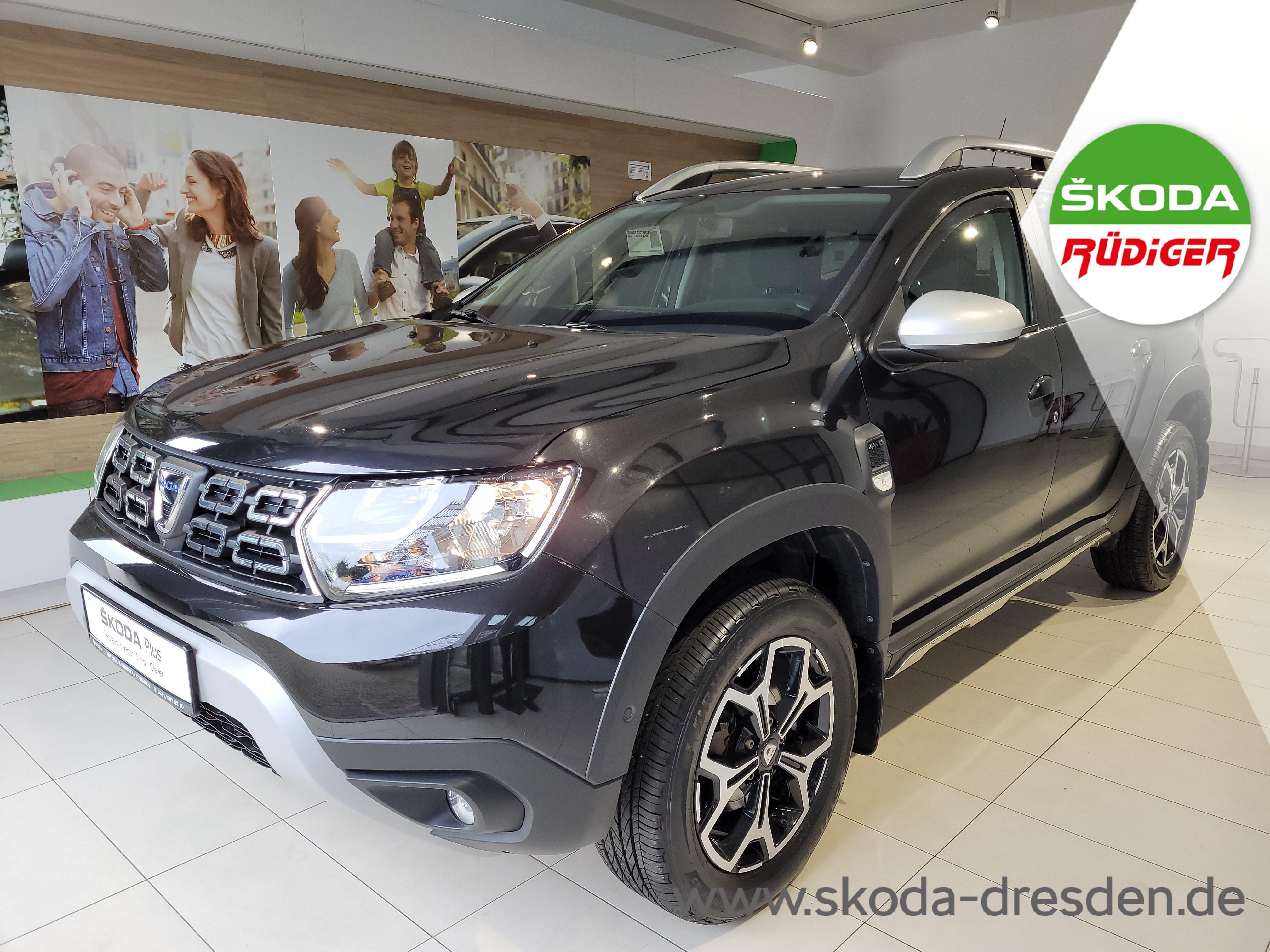 Dacia DUSTER 1.3 TCE 4WD Adventure Navigationssystem, Jahr 2019, Benzin