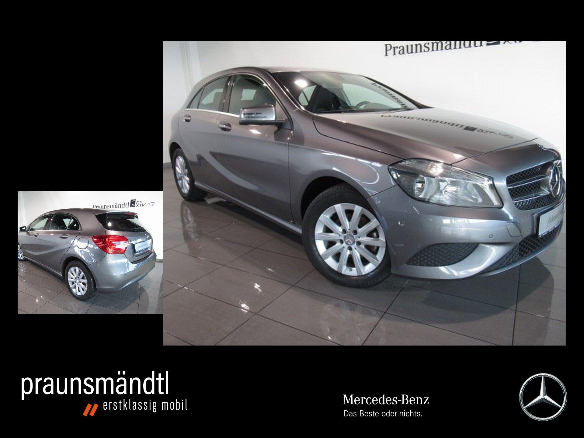 Mercedes-Benz A 180 CDI Style Navi/AHK/Sitzhzg/PTS/LMR/Euro 6, Jahr 2015, Diesel