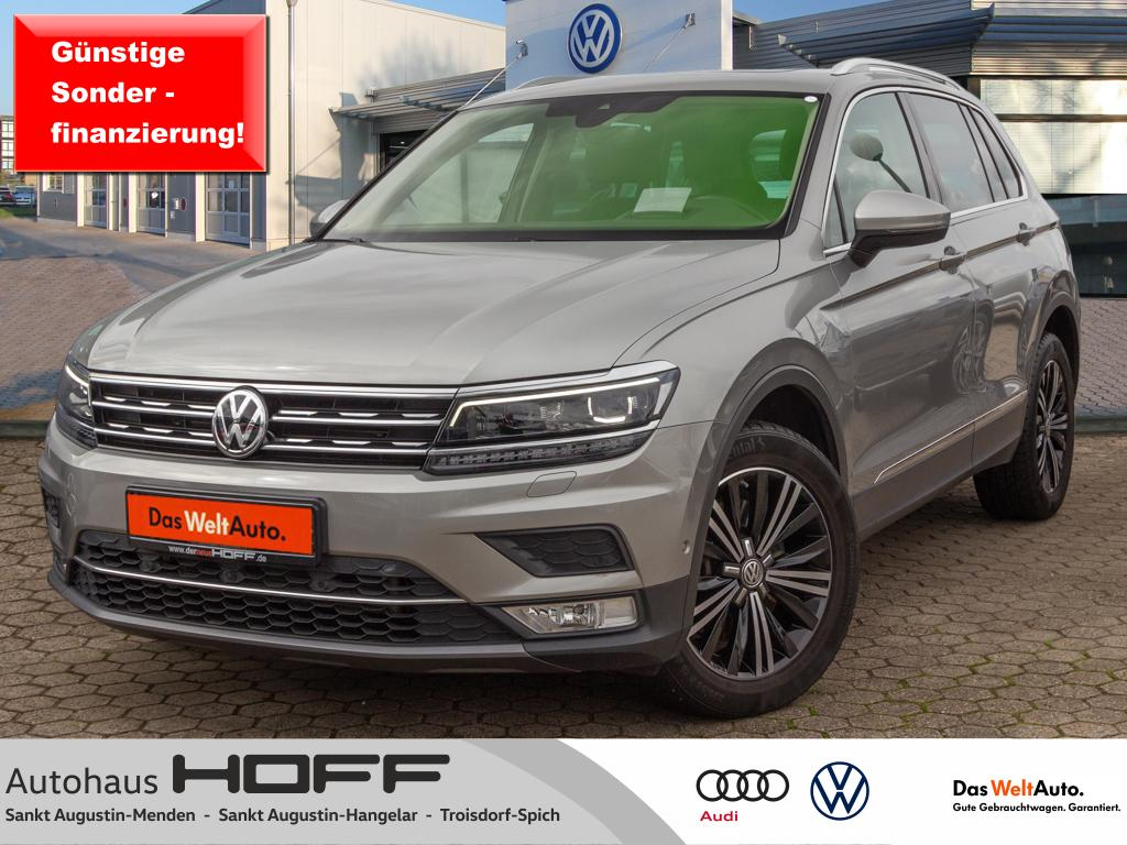 Volkswagen Tiguan 2.0 TSI DSG 4M Highline Pano HeadUp LED A, Jahr 2017, Benzin