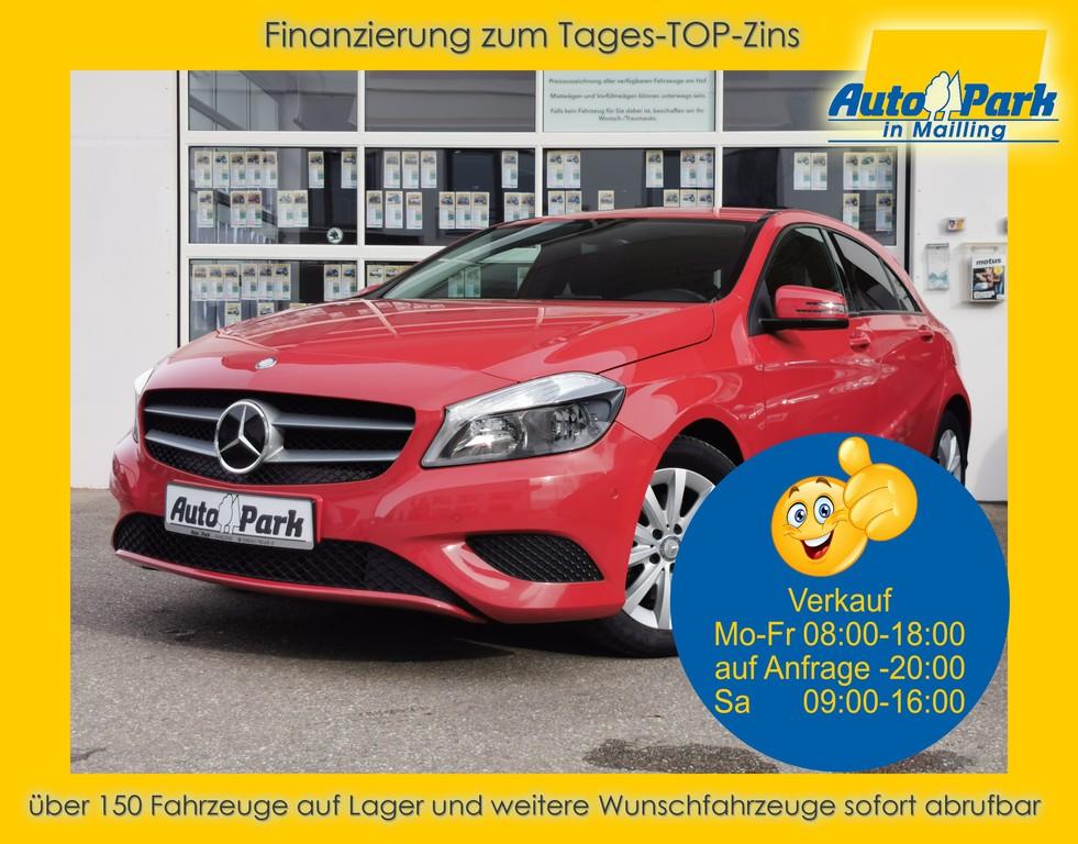 Mercedes-Benz A 180 NAVI~2xPDC~SHZ~MFL~BT~NSW~ALU~ISOFIX~KLIMA, Jahr 2014, Benzin