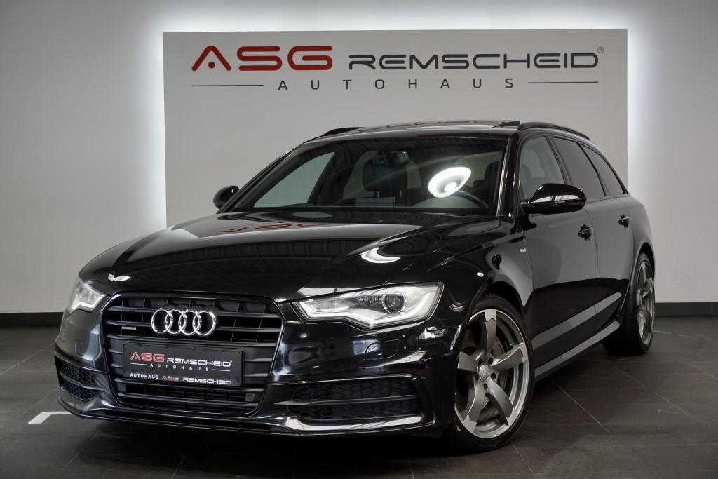 Audi A6 3.0 TDI q. S-Tr. *2x S Line *AKH *2.H *BOSE*, Jahr 2013, Diesel