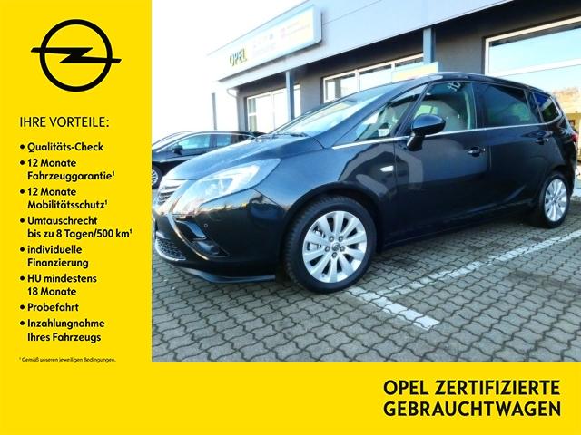 Opel Zafira C Tourer 1.6 CDTI Innovation Navi Sitzh., Jahr 2014, Diesel