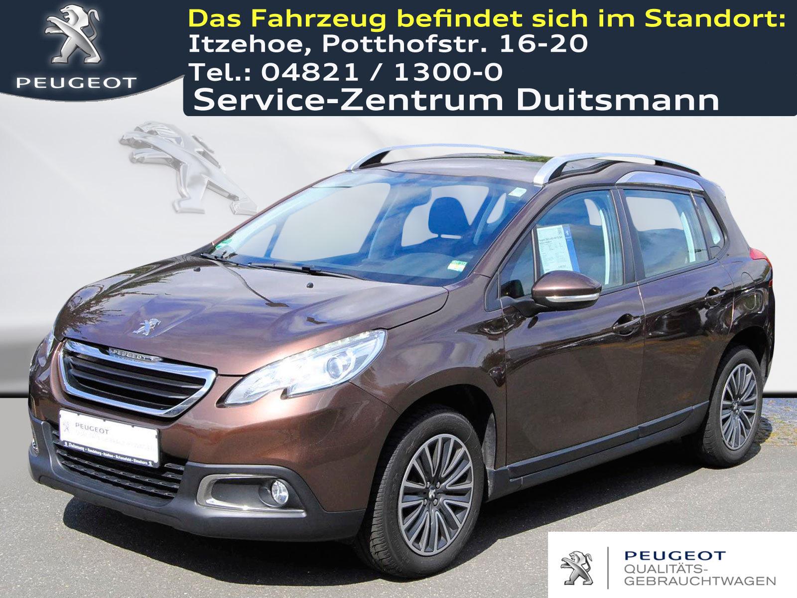 Peugeot 2008 e-HDi FAP 92 S&S Active ++AHK++, Jahr 2013, Diesel