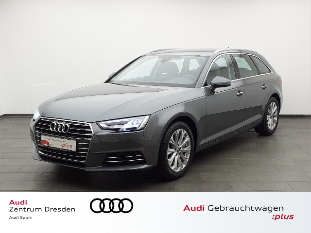 Audi A4 Avant 2.0 TDI design LED-SW PDC.Navi, Jahr 2017, Diesel