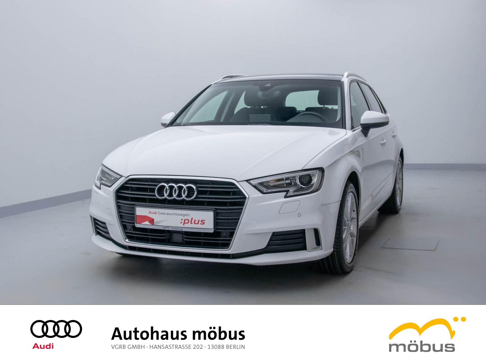 Audi A3 Sportback 1.5 TFSI*S-TRO*SOUND*XEN*PANO*SHZ*, Jahr 2018, Benzin