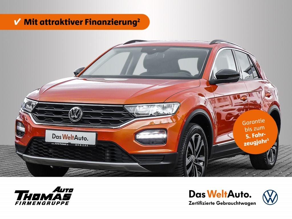 "Volkswagen T-Roc ""United"" 2.0 TDI DSG NAVI+PDC+ACC+AHK, Jahr 2020, diesel"