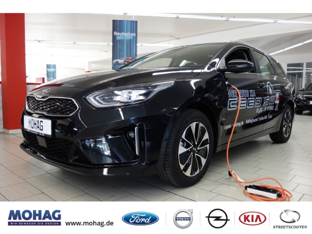 Kia Cee'd Sportswagon Plug-in Hybrid SPIRIT*NAVI*LED*, Jahr 2020, Benzin