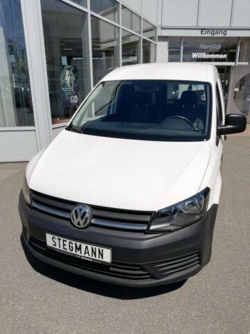 Volkswagen Caddy Nfz Kasten EcoProfi, Jahr 2015, Diesel